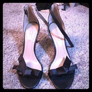 BCBG Maxazria worn one heels